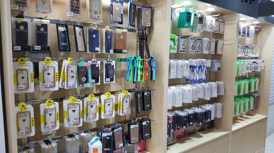 kinh doanh cửa hàng phụ kiện điện thoại