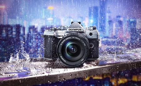 máy ảnh OM-DE-M5 III