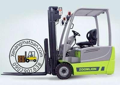 xe nang dien ngoi lai Zoomlion
