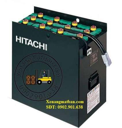 Bình điện xe nâng hitachi 24V