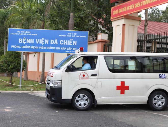 bệnh viện dã chiến củ chi