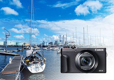 máy ảnh compact Canon Power shot