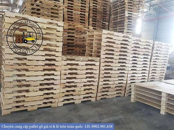 cung cấp pallet gỗ giá rẻ