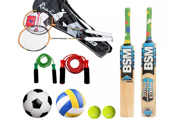 quà tặng sinh nhật dụng cụ thể thao