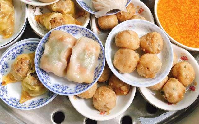Dimsum Đồng Giá 16k