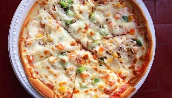 Pizza vỉa hè