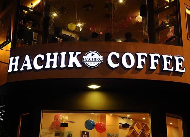 quán cafe thú cưng hachiko
