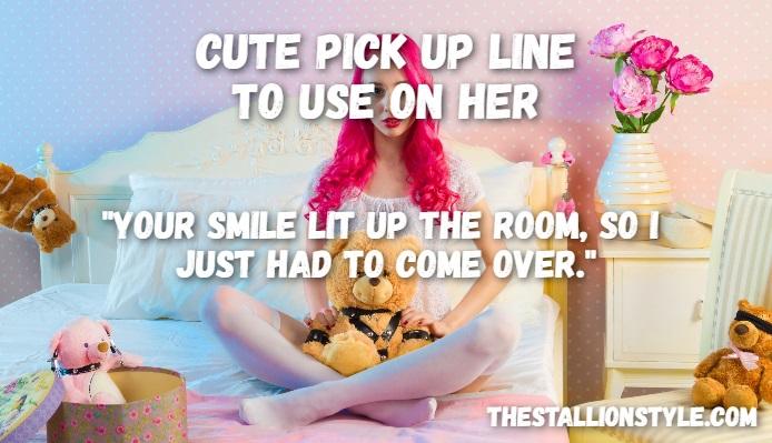 pick-up-line