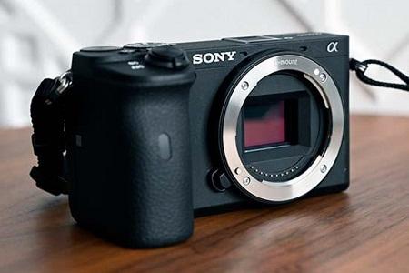 máy ảnh sony A6100