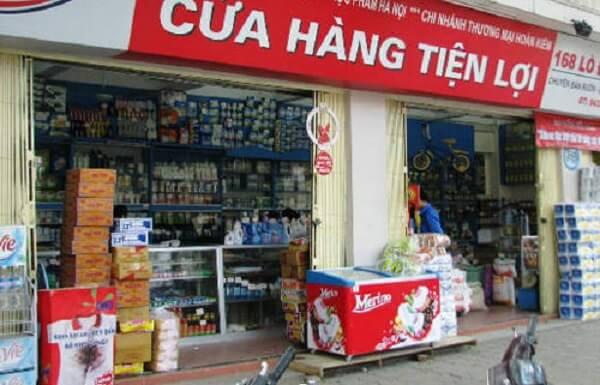 cửa hàng tạp hóa