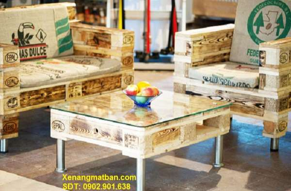ứng dụng pallet gỗ tphcm