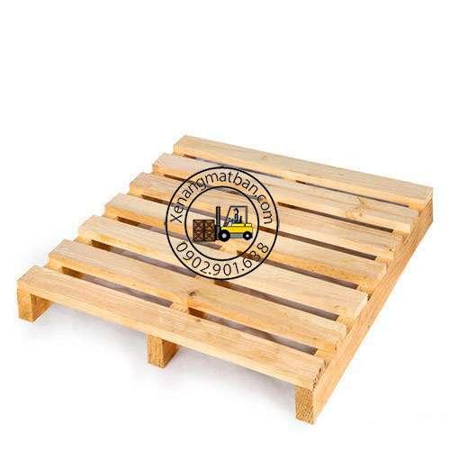 pallet gỗ 1 mặt 2 chiều nâng