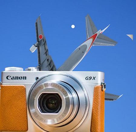 may chụp hình canon