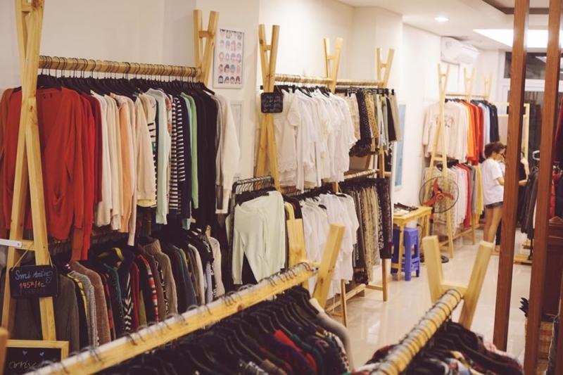 kinh doanh shop quần áo