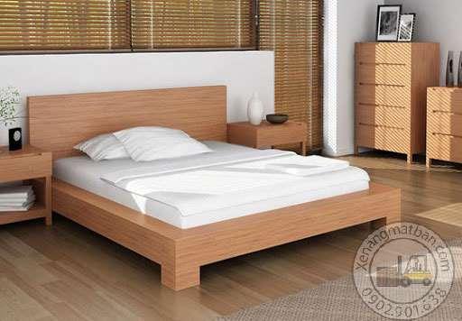 ứng dụng của ván ép làm giường