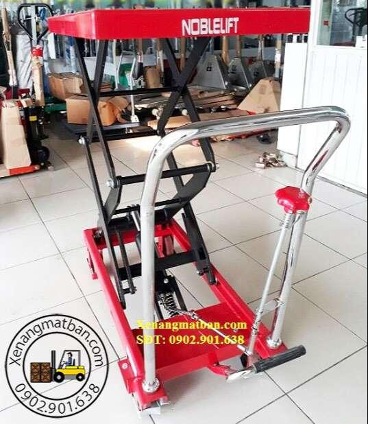 xe nâng mặt bàn noblelift 500kg