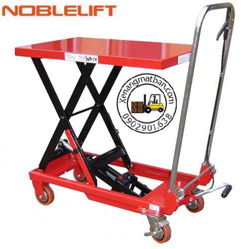 xe nâng mặt bàn Noblelift