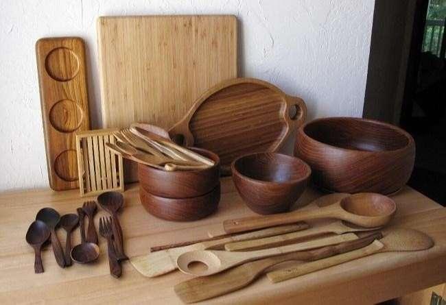 ý tưởng kinh doanh dụng cụ bằng gỗ