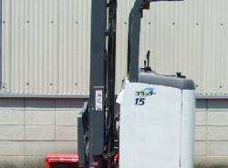 Xe nâng điện đứng lái FBRA15-75-400CS  1.5 tấn